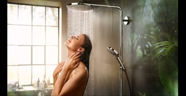 Hansgrohe Powderain
